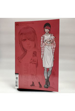 DC COMICS WONDER WOMAN #762 INC 1:25 MIKEL JANIN LIAR LIAR CARD STOCK VAR