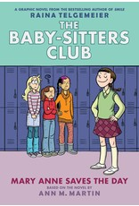 GRAPHIX BABY SITTERS CLUB COLOR ED GN VOL 03 MARY ANNE SAVES THE DAY