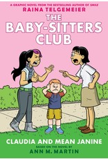 GRAPHIX BABY SITTERS CLUB COLOR ED GN VOL 04 CLAUDIA AND MEAN JANINE