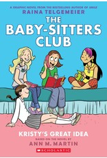 GRAPHIX BABY SITTERS CLUB COLOR ED GN VOL 01 KRISTYS GREAT IDEA
