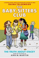GRAPHIX BABY SITTERS CLUB GN VOL 02 TRUTH ABOUT STACEY