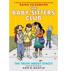 GRAPHIX BABY SITTERS CLUB COLOR ED GN VOL 02 TRUTH ABOUT STACEY