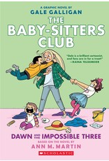 GRAPHIX BABY SITTERS CLUB COLOR ED GN VOL 05 DAWN IMPOSSIBLE 3