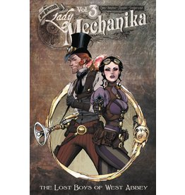 BENITEZ PRODUCTIONS LADY MECHANIKA TP VOL 03 LOST BOYS OF WEST ABBEY