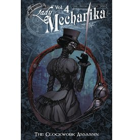 BENITEZ PRODUCTIONS LADY MECHANIKA TP VOL 04 CLOCKWORK ASSASSIN