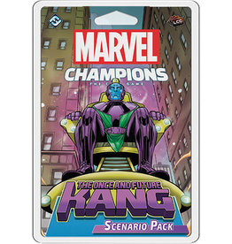 FANTASY FLIGHT GAMES MARVEL CHAMPIONS: ONCE AND FUTURE KANG PRE-ORDER