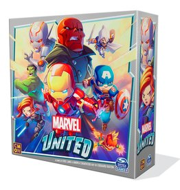 CMON PRODUCTIONS MARVEL UNITED  BOARD GAME