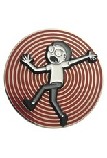 RICK AND MORTY SPINNER VORTEX MORTY PIN