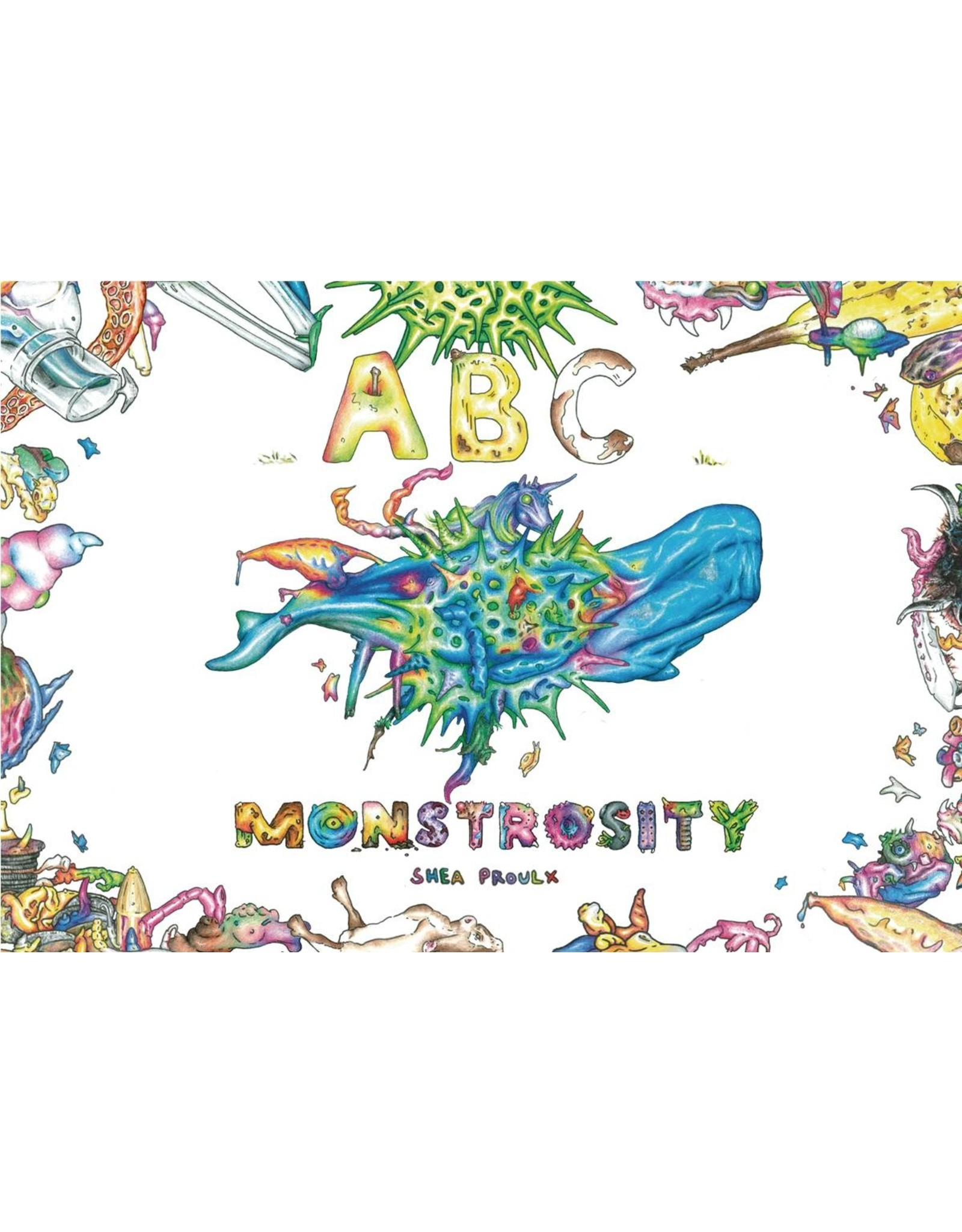 RENEGADE ARTS ENTERTAINMENT ABC MONSTROSITY GN