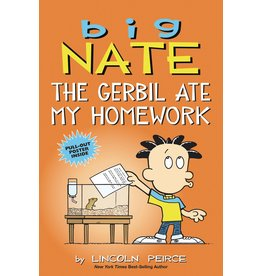 ANDREWS MCMEEL BIG NATE GERBIL ATE MY HOMEWORK GN