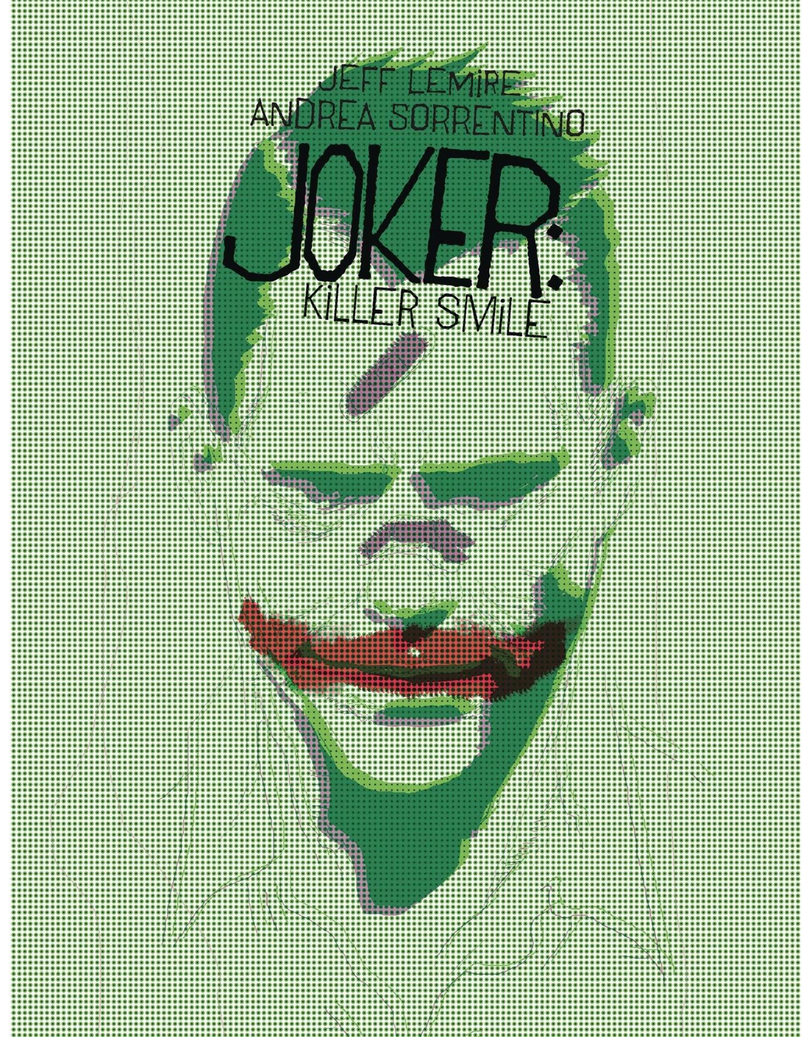 DC COMICS JOKER KILLER SMILE HC