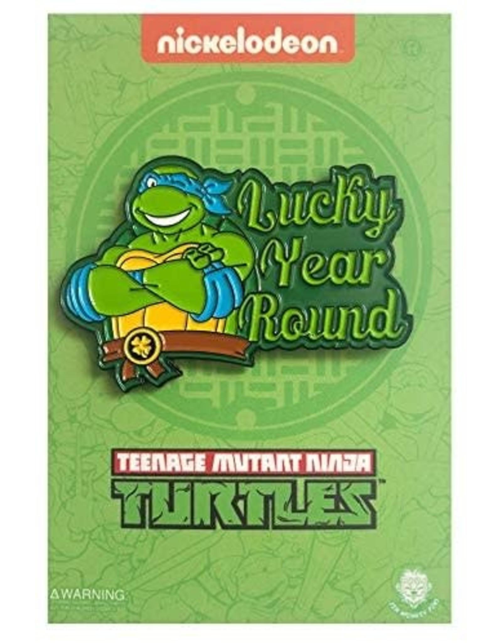 TMNT LUCKY YEAR ROUND LEONARDO (OCT188368)