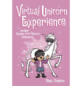 ANDREWS MCMEEL PHOEBE & HER UNICORN GN VOL 12 VIRTUAL UNICORN EXPERIENCE