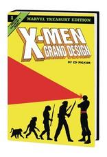 MARVEL COMICS X-MEN GRAND DESIGN OMNIBUS HC