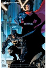 DC COMICS DETECTIVE COMICS #1027 CVR E JIM LEE BATMAN SUPERMAN VAR