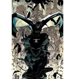 DC COMICS DETECTIVE COMICS #1027 CVR J ADAM HUGHES BATMAN CATWOMAN VAR