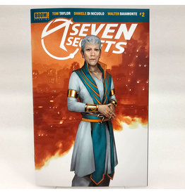 BOOM! STUDIOS SEVEN SECRETS #2 10 COPY MERCADO CONNECTING VAR