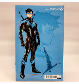 DC COMICS BATMAN #99 INC 1:25 JORGE JIMENEZ NIGHTWING CARD STOCK VAR (JOKER WAR)
