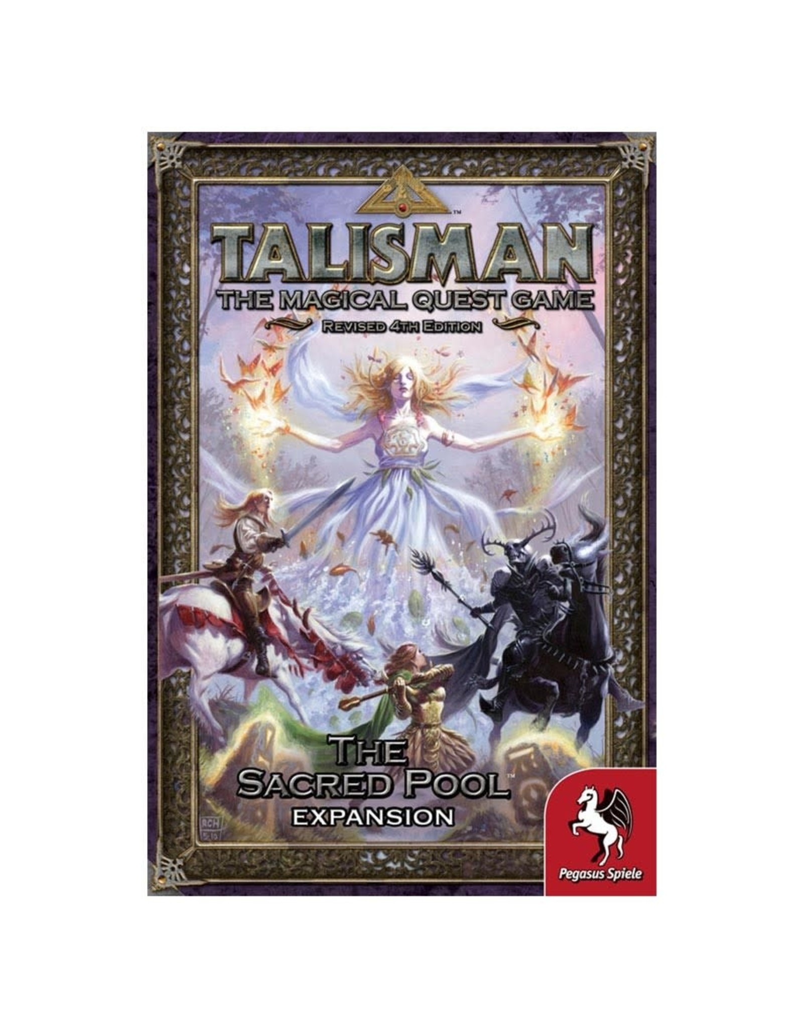 TALISMAN REVISED 4TH ED THE SACRED POOL EXPANSION