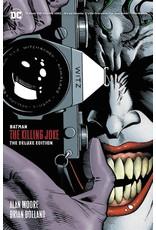 DC COMICS BATMAN THE KILLING JOKE HC NEW ED