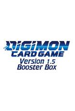 DIGIMON VERSION 1.5 BOOSTER BOX PRE-ORDER