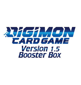 DIGIMON V 1.5 BOOSTER BOX PRE-ORDER