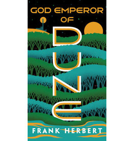 GOD EMPEROR OF DUNE (BOOK FOUR)