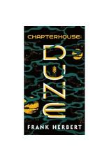 CHAPTERHOUSE DUNE (BOOK SIX IN NOVEL SERIES)