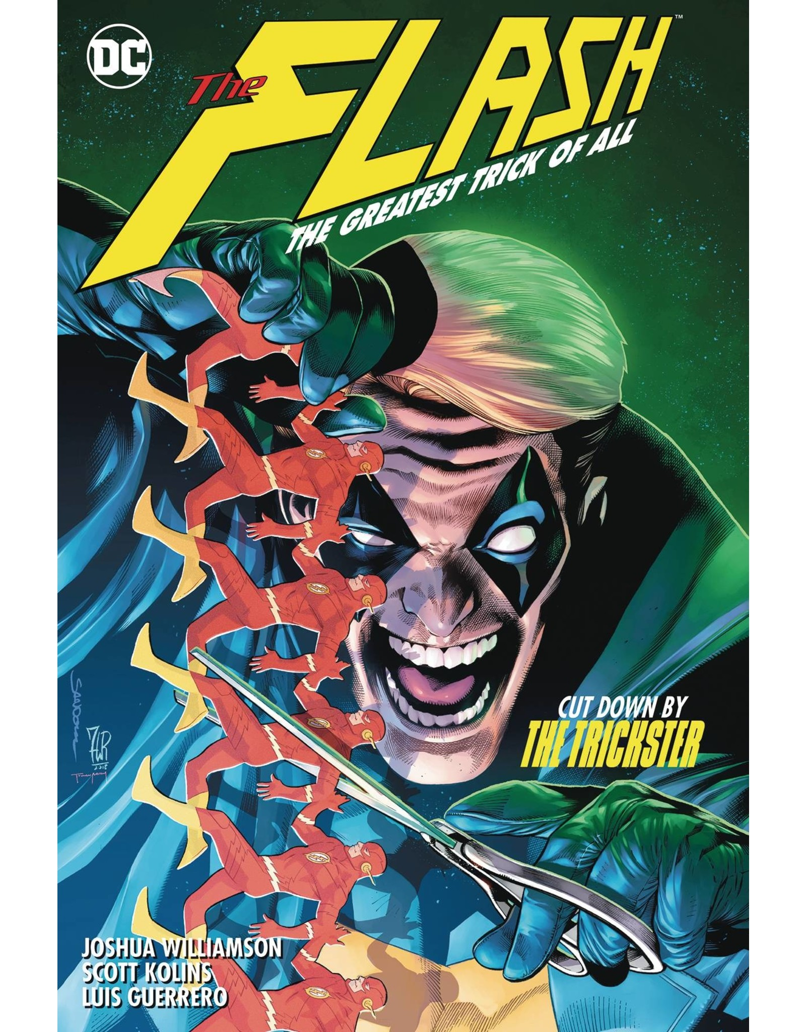 DC COMICS FLASH TP VOL 11 GREATEST TRICK OF ALL