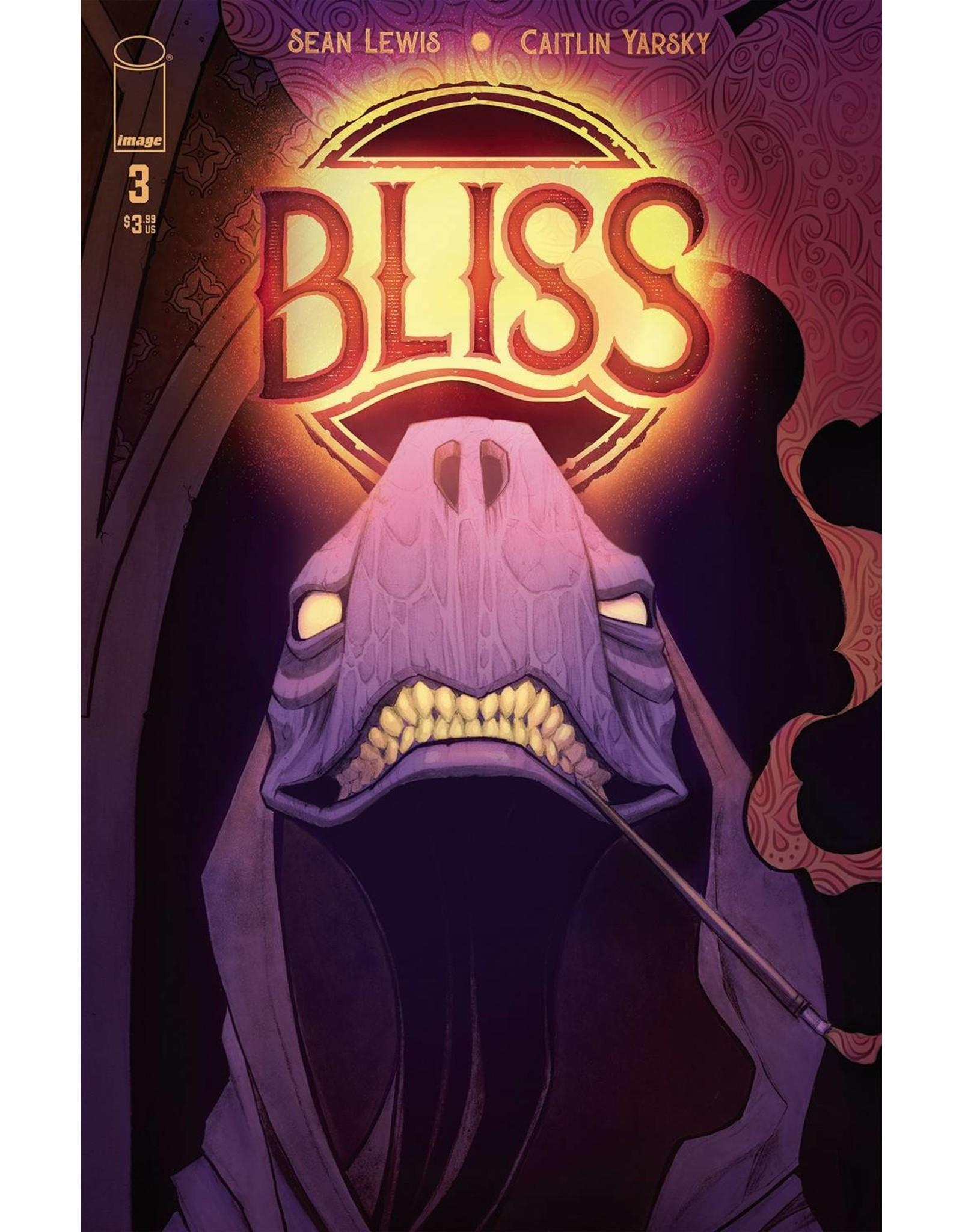 IMAGE COMICS BLISS #3 (OF 8)
