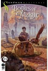 DC COMICS BOOKS OF MAGIC #23