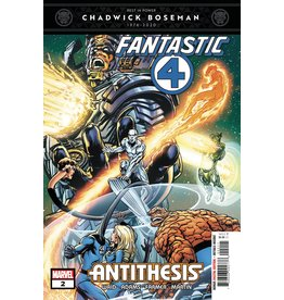 MARVEL COMICS FANTASTIC FOUR ANTITHESIS #2 (OF 4)