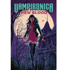 ARCHIE COMIC PUBLICATIONS VAMPIRONICA NEW BLOOD TP