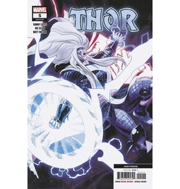 MARVEL COMICS THOR #5 4TH PTG VAR