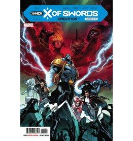 MARVEL COMICS X OF SWORDS CREATION #1