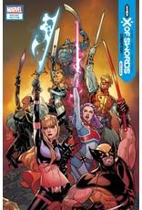 MARVEL COMICS X OF SWORDS CREATION #1 DAUTERMAN LAUNCH VAR