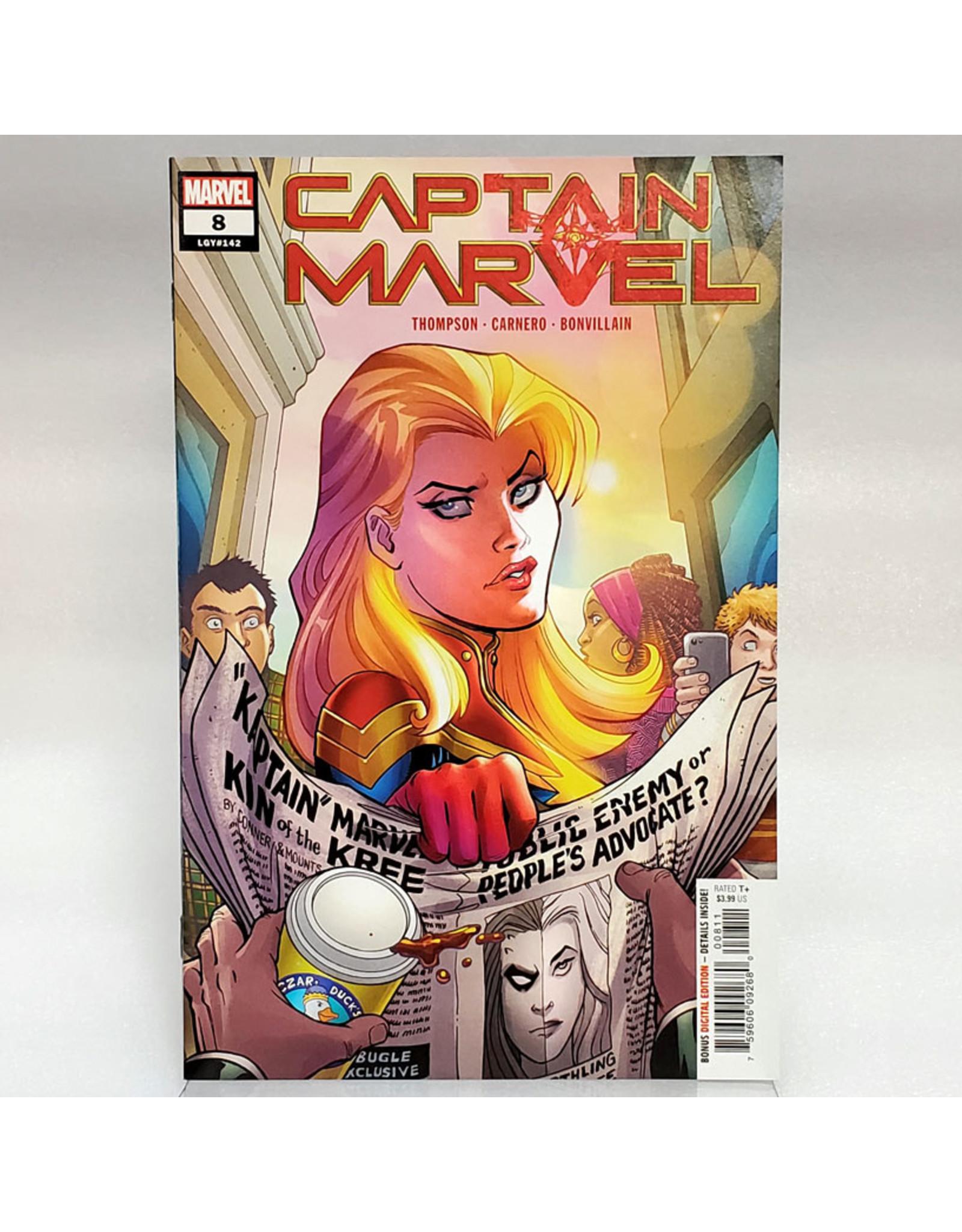 MARVEL COMICS CAPTAIN MARVEL #8