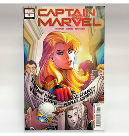 MARVEL COMICS CAPTAIN MARVEL #8
