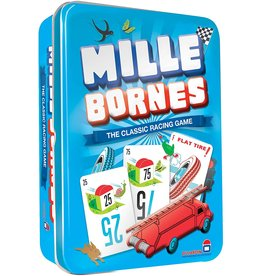 ASMODEE MILLE BORNES CLASSIC RACING GAME