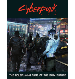 CYBERPUNK RED: CORE RULEBOOK PRE-ORDER