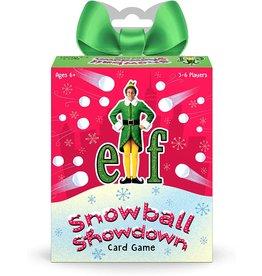 FUNKO ELF SNOWBALL SHOWDOWN CARD GAME