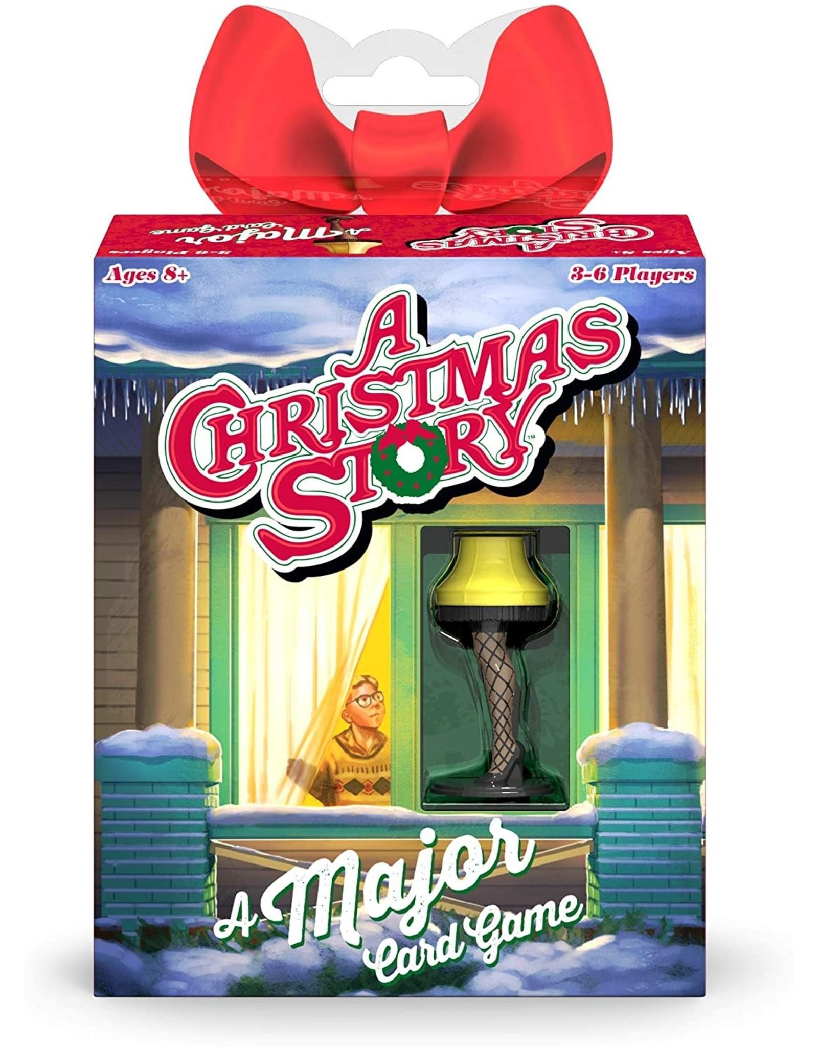 FUNKO A CHRISTMAS STORY MAJOR CARD GAME