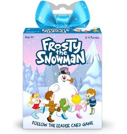 FUNKO FROSTY THE SNOWMAN FOLLOW THE LEADER CARD GAME