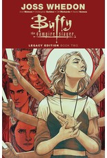 BOOM! STUDIOS BUFFY VAMPIRE SLAYER LEGACY EDITION TP VOL 02