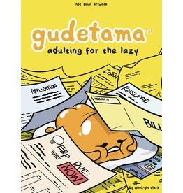 ONI PRESS INC. GUDETAMA HC ADULTING FOR THE LAZY
