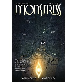 IMAGE COMICS MONSTRESS TP VOL 05