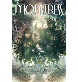 IMAGE COMICS MONSTRESS TP VOL 03