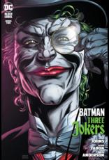 DC COMICS BATMAN THREE JOKERS #2 (OF 3) CVR E JASON FABOK JOKER