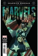 MARVEL COMICS MARVELS X #5 (OF 6)