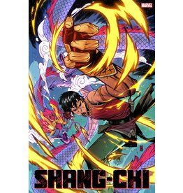 MARVEL COMICS SHANG-CHI #1 (OF 5) JACINTO VAR